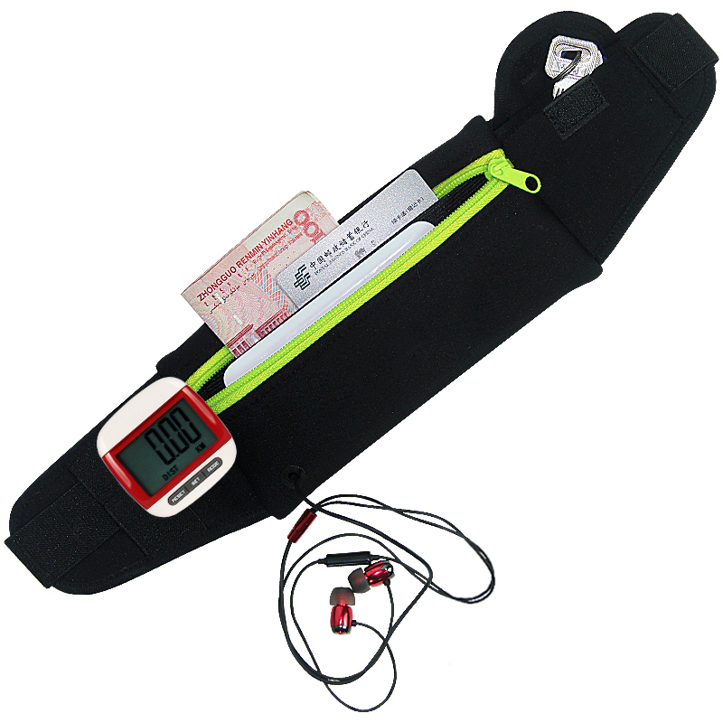 waterproof mobile phone sport running waist bag for jogging