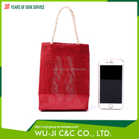 Functional OEM service polyester tote bag in shopping
