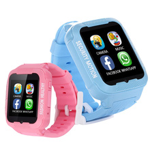 2017 china supplier kids gps smart watches tracker cell phone watch