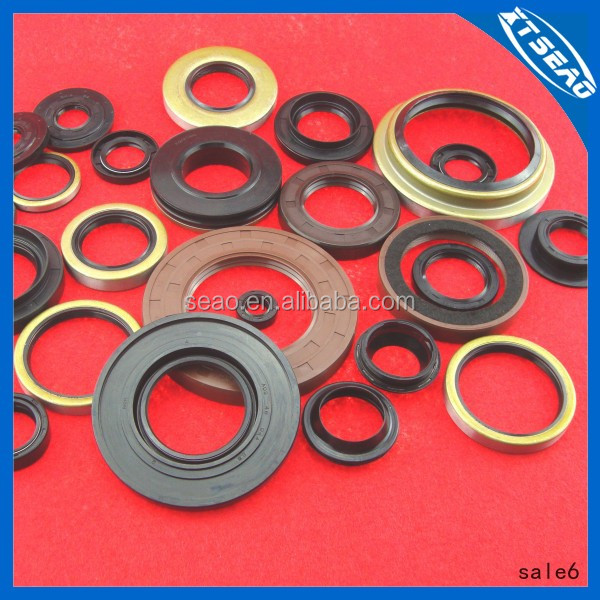 TC type Viton Single lip oil seal