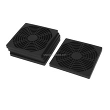 PC Case 120mm x 120mm Cooling Fan Dust Filter Plastic Guard Grill