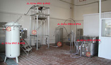 JL-8 tank pressure testing equipments to do IPX8 measurement comply with IEC60529 and IEC60598