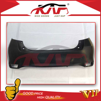 For Toyota 2014 Yaris Rear Bumper Auto Bumper