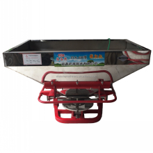 Factory Wholesale Vary Type Fertilizer Spreader