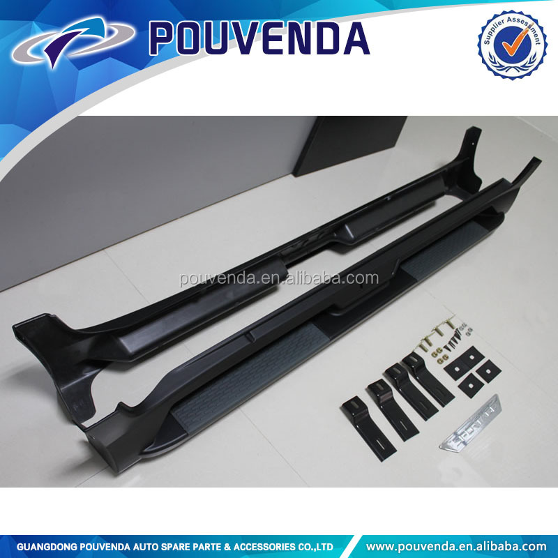 OEM Running Board Side Step bar For Sangyong Actyon SUV 4*4 auto parts car part