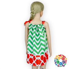 Factory Price Kids Clothes For Baby Summer Wear Handmade Craft Pillowcase Dresses Manufacturer In China