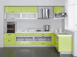 LS010 2015 hot sell China No. 1 Brand Less (Liansu) Group cabinets for kitchen