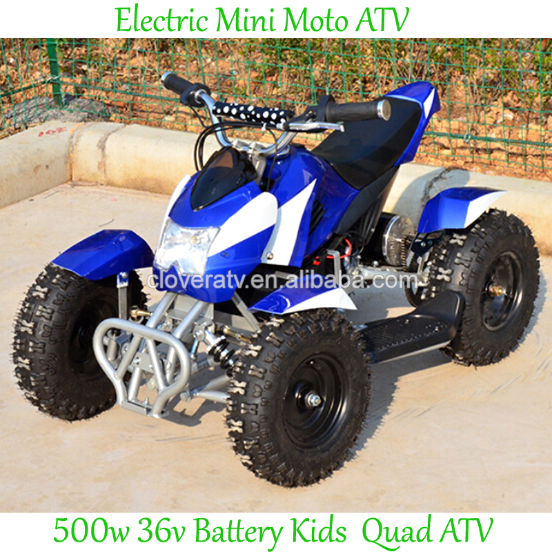 Hot Sale Kids Buggy 350W Electric ATV 36V Quad Bikes