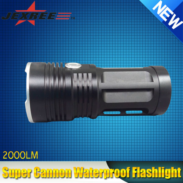 led rechargeable geepas torch cree led flashlight