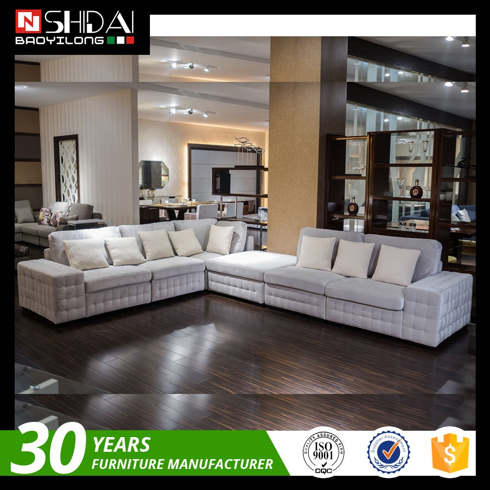 Foshan Furniture New Model Sofa Sets Pictures Latest Corner Sofa Design