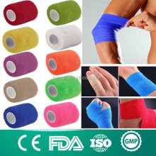 First Aid Medical Treatment/ Self-Adherent Tape Cohesive Bandage