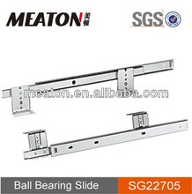 Most popular design metal slide track