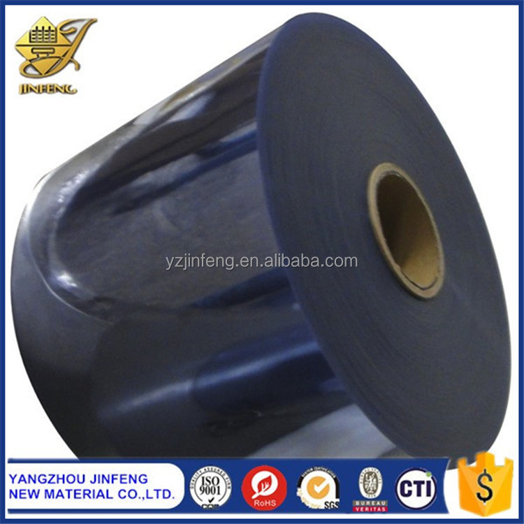 Plastic Thin Clear PVC Film Sheet Products In Roll for Thermoforming