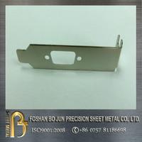 Popular low price custom made profile metal bracket