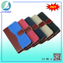 New design wholesale modest wallet flip leather case for lg optimus g pro