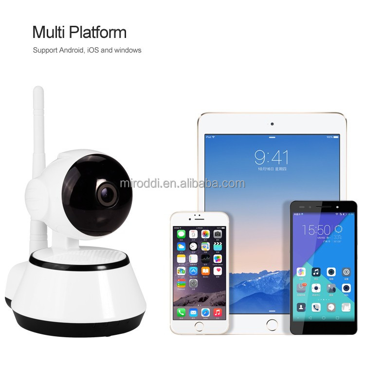 free app p2p webcamera h264 wifi ip camera with CE certificate