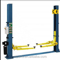 hydrolic car lift Tow Post and Four Post Hydraulic Car Lift