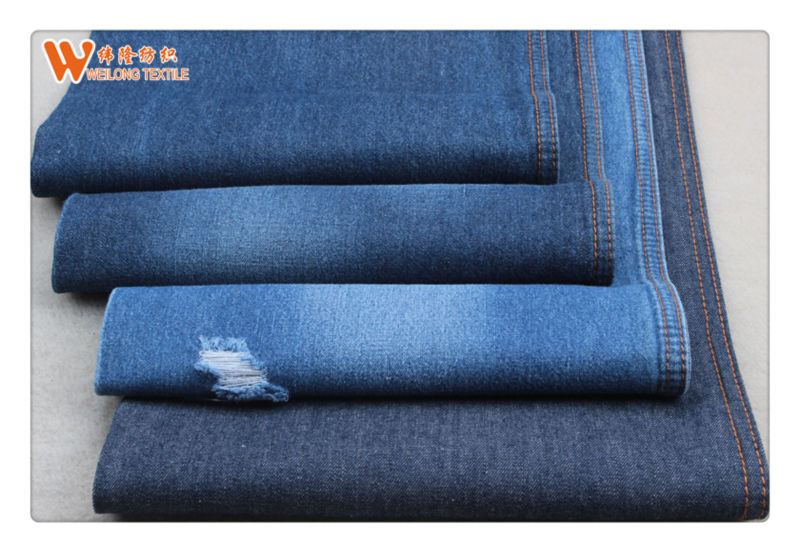 A349 Thin And Light Denim Fabric