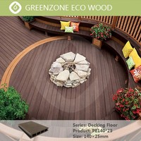 Pure and Natural anti-slip outdoor patio decking floor coverings