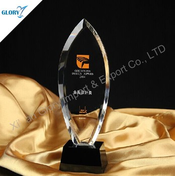 Wholesale blank trophies awards plaques for engraving