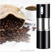 All in One Mini Automatic Portable USB Charge Conical Burr Electric Coffee Grinder
