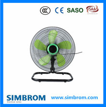 16Inch Stand Fan With High Speed Rechargeable Pedestal WIth Powerful Motor