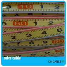 Electrical RC148-PU steel ruler cable in tape measures