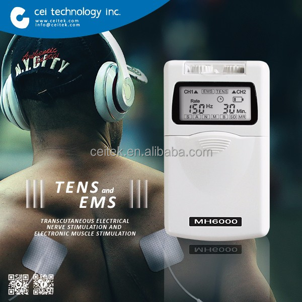 2017 Wholesale best sale TENS & EMS Personal Massager