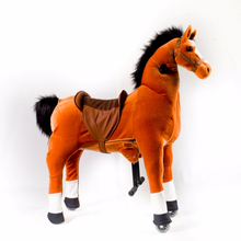 Fantastic price mechanical pony horse riding toys