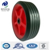 Hot sale 3 inch rubber wheels small size for shipping container