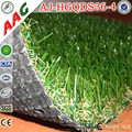 Durable artificial grass for roof virescence