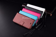 Classic flip customize leather case cover For BLU life play Case /L100