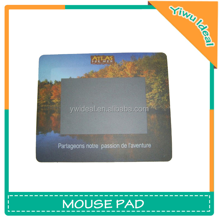 OEM Design Photo Frame Insert Printable Mouse Pads