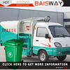 Chinese style tricycle garbage truck carrying capacity