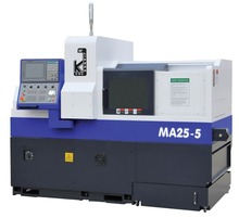 5 axes Swiss CNC Automatic Lathe Machine MA255