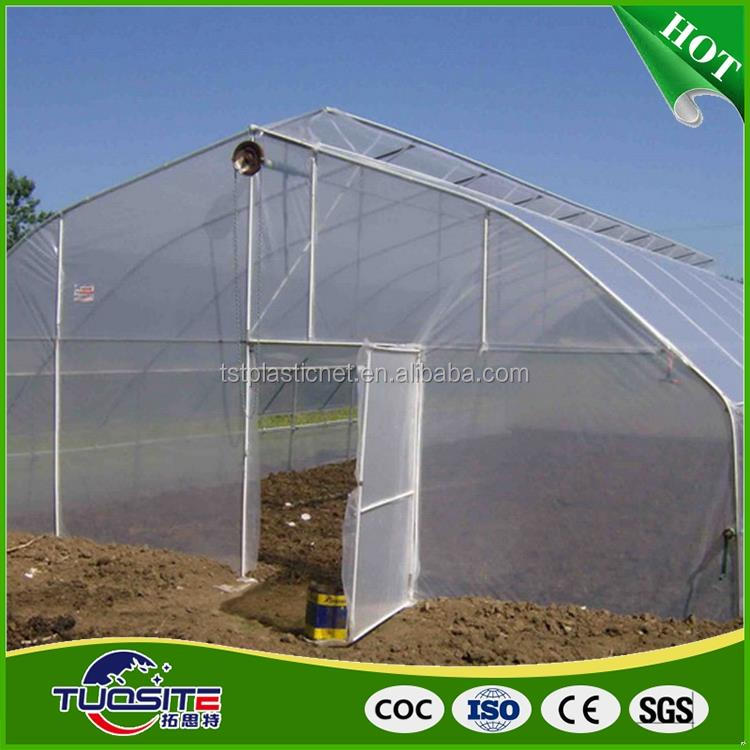 High quality hot sale anti uv green house plastic film