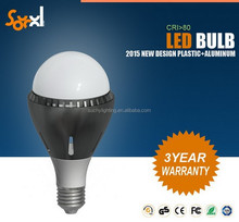 High quality factory 3w smd 3014 hidden camera light bulb