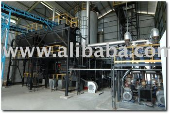 COAL FIRED THERMAL OIL HEATERS USING CHAIN GRATE STOKER