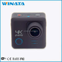 Factory price action camera 4k with wifi smart phone App control