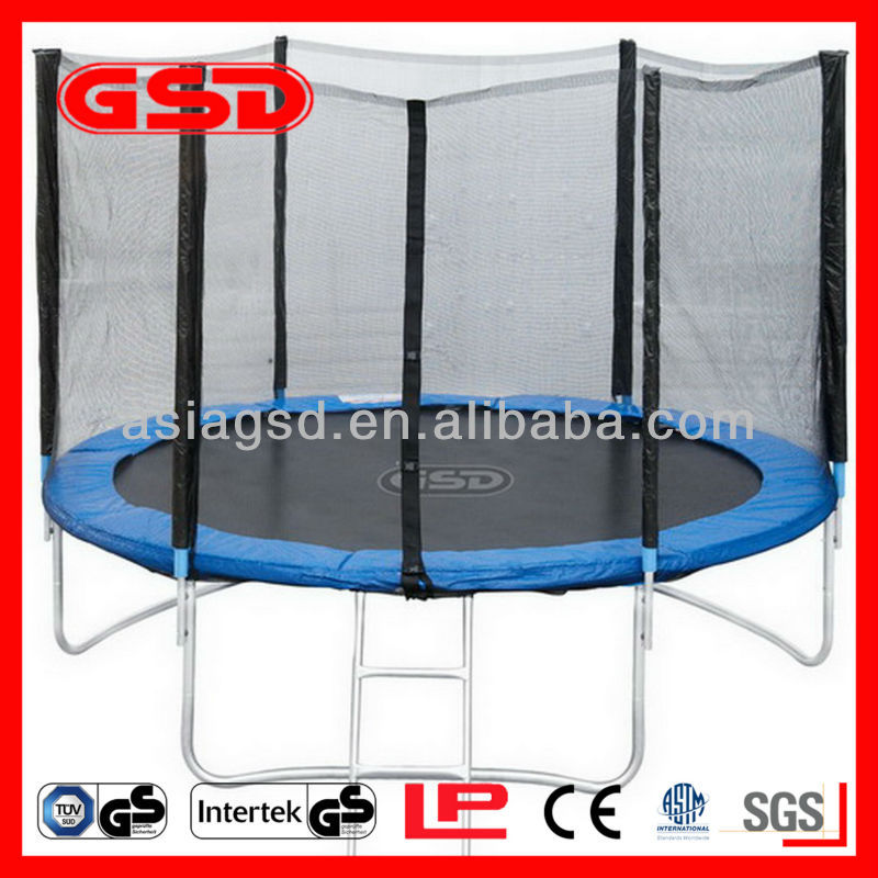 GSD 7FT-16FT TUV GS trampoline to Germany