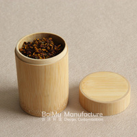 Customized bamboo rice box