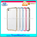 Shenzhen Factory Price Anti Falling TPU Cover Shockproof PC Case for iPhone 6 6S 7 Plus