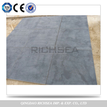 China Cheapest Honed Blue Stone / Blue Limestone Copings
