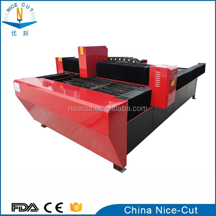 NC-P1325 Plasma Cutting Machine Cutting Iron, Stainless steel