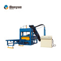 qt4-25 semi automatic fly ash brick making machine