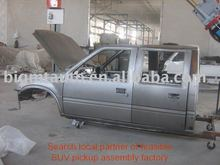 4x4 drive diesel SUV/Pickup Assembly Line