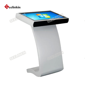 19inch 22inch 32inch 42inch 55inch optional LED panel shopping mall multi touch kiosk