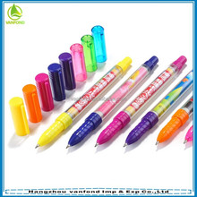 made in china high quality gel pen with banner info printing