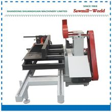 Computer Control Automatic Band Saw Wood Sliding Table Saw Mill