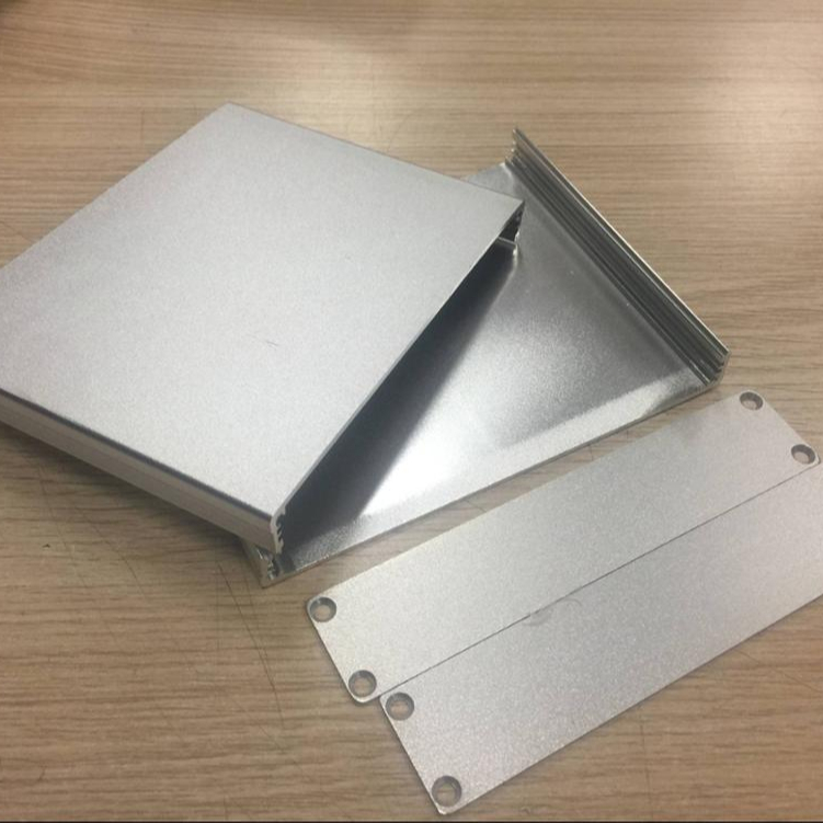 zk-6048 / 28*128*100mm aluminum enclosure junction box lightning protect housing controller enclosure
